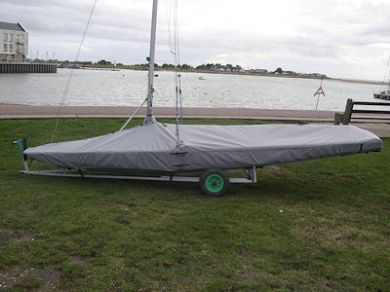 Boss dinghy covers