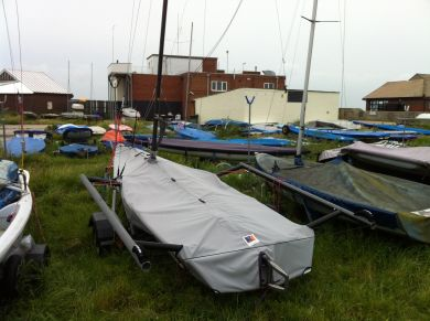 Musto Skiff dinghy covers