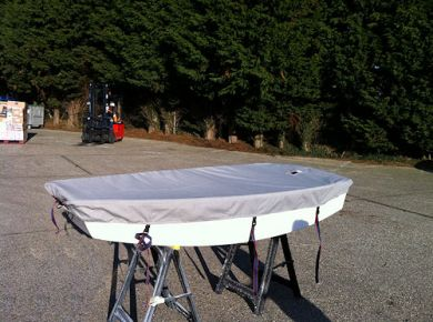 optimist Dinghy Covers