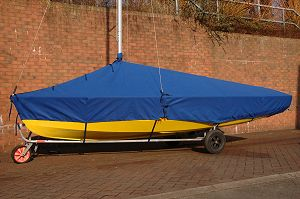 Lark dinghy covers