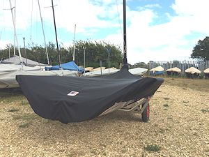 RS300 dinghy covers