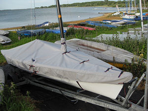 RS500 dinghy covers