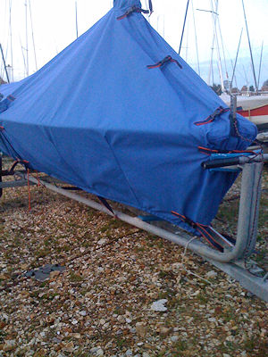 solo dinghy covers