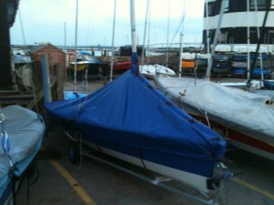 Laser Stratos dinghy covers