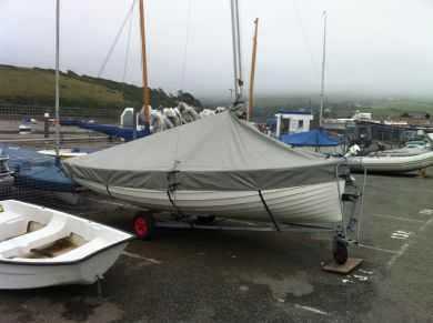 Yachting World Day Boat dinghy covers